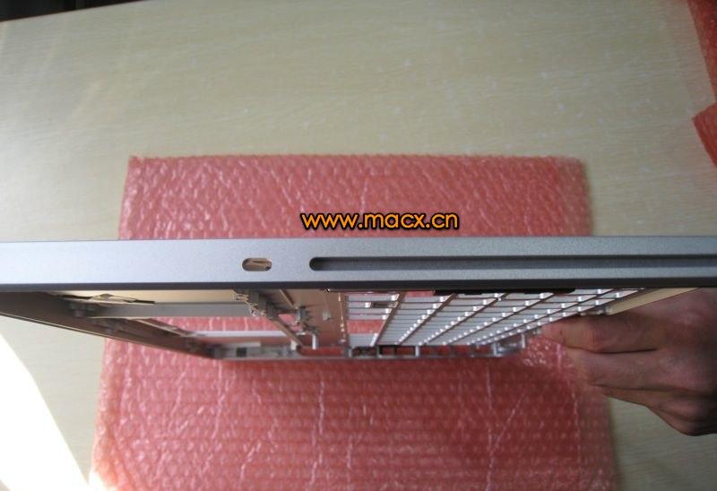Coté Droit MacBook Pro