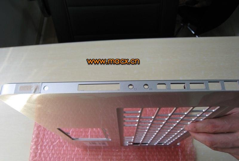 Coté Gauche MacBook Pro
