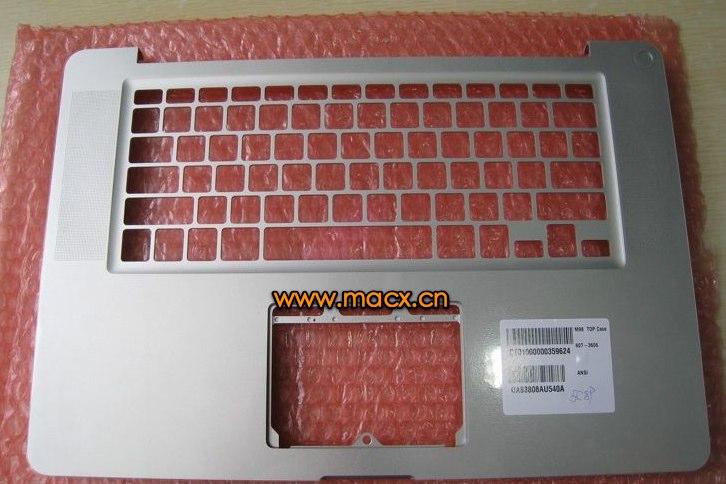 dessus MacBook Pro