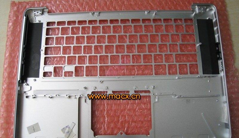 Intérieur MacBook Pro